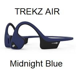 AFTERSHOKZ TREKZ AIR MIDNIGHT BLUE