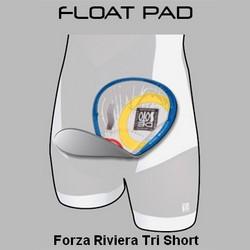 De Soto Forza Riviera Tri Shorts