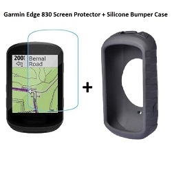 Bundle Edge 830 Screen Protector & Bumper Case
