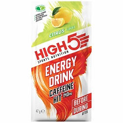 HIGH5 CITRUS CAFFEINE HIT ENERGY DRINK