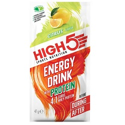 ENERGY DRINK WITH PROTEIN 4:1 CITRUS