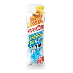 ENERGYGEL AQUA CAFFEINE HIT TROPICAL(XTREME)