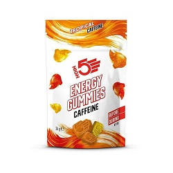 ENERGY GUMMIES CAFFEINE TROPICAL(6pieces)
