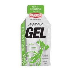 HAMMER - ENERGY GEL APPLE CINNAMON - 10 PACKS