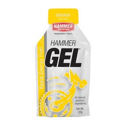 HAMMER - ENERGY GEL BANANA - 10 PACKS