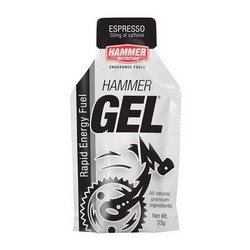 HAMMER - ENERGY GEL ESPRESSO CAFF- 10 PACKS