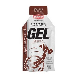HAMMER - ENERGY GEL NOCCIOLA (HAZZLENUT CHOC) - 10 PACKS
