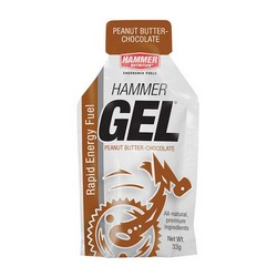HAMMER - ENERGY GEL PEANUT BUTTER CHOC- 10 PACKS