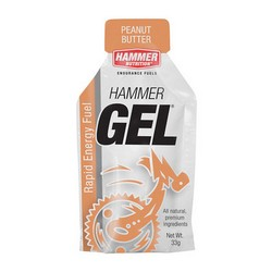 HAMMER - ENERGY GEL PEANUT BUTTER - 10 PACKS