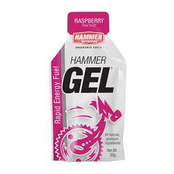 HAMMER ENERGY GEL RASPBERRY - 10 PACKS