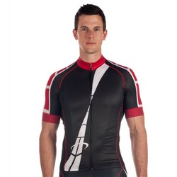 EDGE JERSEY BLK/RED