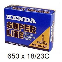 SUPER LITE 650C INNER TUBE