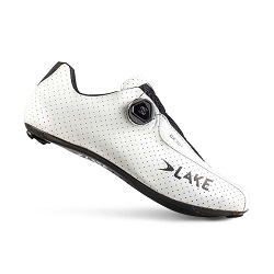 LAKE - CX301 WIDE CARBON ROAD SHOES