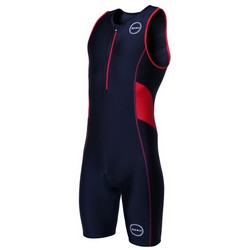 ZONE3 Mens Activate Trisuits Black/ Red
