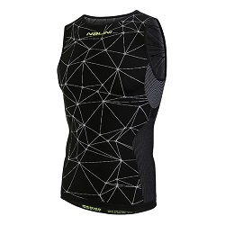 NALINI AHS TENNO SLEEVELESS BASE LAYER