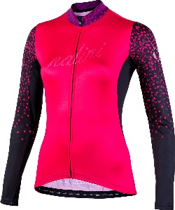 AIS LW LADY LONG SLEEVE JERSEY 2.0 PINK