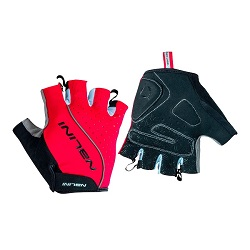 NALINI CLOSTER MEN GLOVES RED BLK