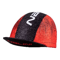 ELMONT CYCLING CAP RED