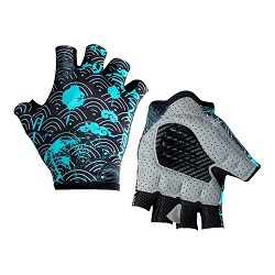 NALINI FREESPORT MEN GLOVES BLK BLU