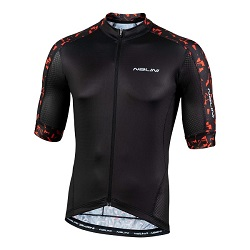 NALINI SYDNEY 2000 MEN JERSEY BLK RED
