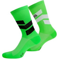 NALINI STRIPE SOCKS CYCLE - GREEN