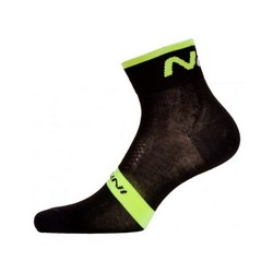 NALINI NA SOCKS CYCLE - BLACK GREEN