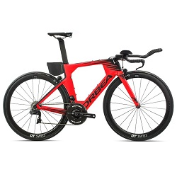 ORDU TRI BIKE DURA-ACE Di2 RED-BLK