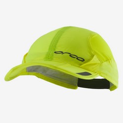 ORCA FOLDABLE RUN CAP NEON YELLOW