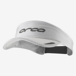 ORCA RUN VISOR WHITE