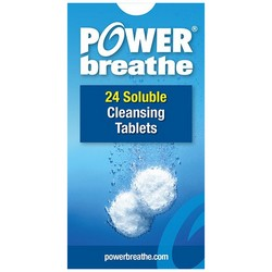 POWERBREATHE - Cleansing Tablet 24/pack
