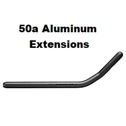 50a Aerobar Extensions (ALLU)