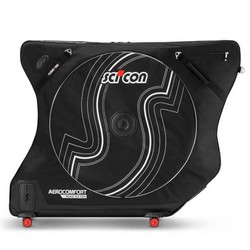 SCICON AEROCOMFORT ROAD 3.0 TSA BLACK EDITION