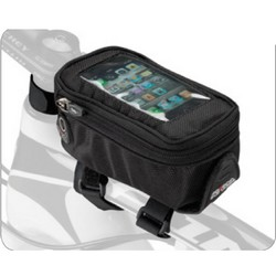 Phone frame bag with rain coat