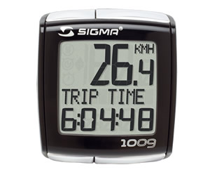 SIGMA Wired Bicycle Speedometer