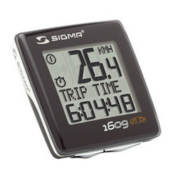 SIGMA Wireless Speedometer w CADENCE