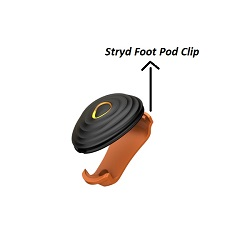 Stryd Foot Pod Clip ORG