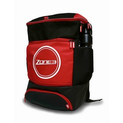 ZONE3 - Transition Backpack – Red/Black