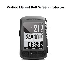 Wahoo Elemnt Bolt Screen Protector (Clear)