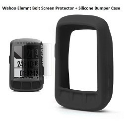 Bundle Elemnt Bolt Screen Protector & Bumper Case