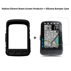 Bundle Elemnt Roam Screen Protector & Bumper Case