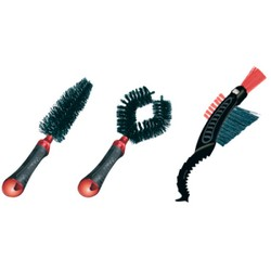 WELDTITE Bike Cleaning Brush Set (3)