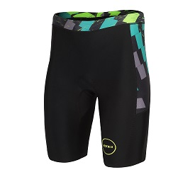 Mens Activate Plus Shorts Electric Sprint