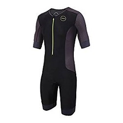 Mens Aquaflo Plus Short Sleeve Trisuit