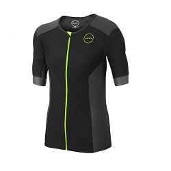 Mens Aquaflo Plus Top Short Sleeve