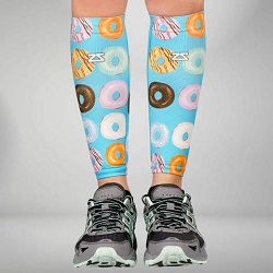 ZENSAH DONUT COMPRESSION LEG SLEEVES