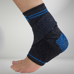 ZENSAH Elite Gel Ankle Sleeve
