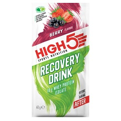 HIGH5 - PROTEIN RECOVERY BERRY