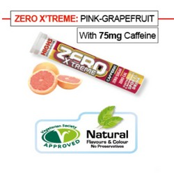 ZERO EXTREME PINK GRAPEFRUIT CAFFEINE