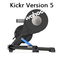 WAHOO - KICKR POWER TRAINER V5