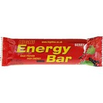 Energy bars are supplemental bars containing cereals and other high energy foods targeted at people who require quick energy but do not have time for a meal.